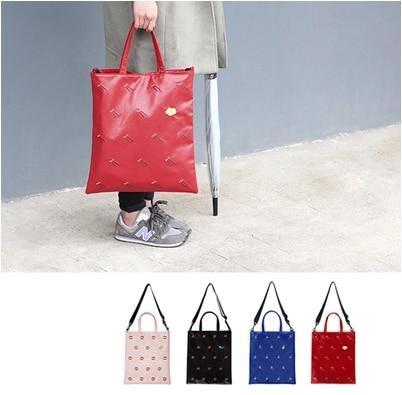 ФОТО U - PICK new style  Euramerican  fashion PU handbag  embroidery  lading  Single shoulder bag