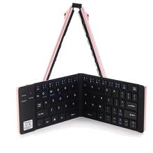 Ultru Slim Folding Portable Wireless Bluetooth Keyboard For Windows Android Tablet PC  17Nove25