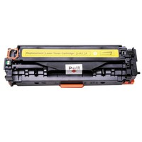 2600 Pages Yellow Toner Cartridge Compatible For HP CE 412A 305A Y For HP Laserjet Enterprise