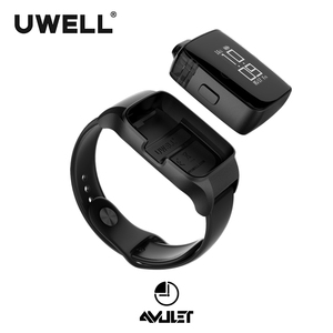 Image 3 - UWELL Amulet Pod System Kit Watch style 2ml capacity 370mAh Battery 10W E cigarette Vape Pod System Vaporizer