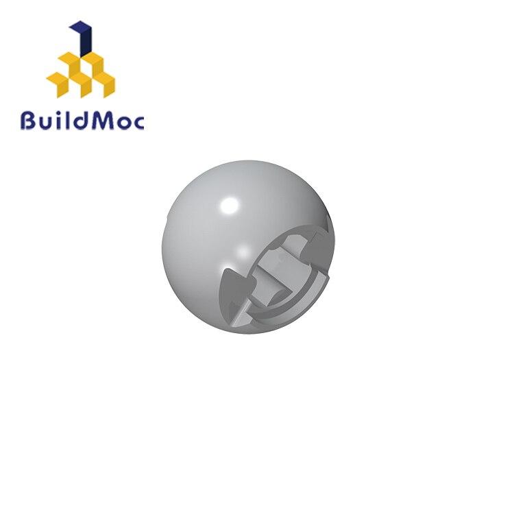 BuildMOC Compatible Assembles Particles 53585 10.2mm For Building Blocks Parts DIY LOGO Educational Creative Gift Toys