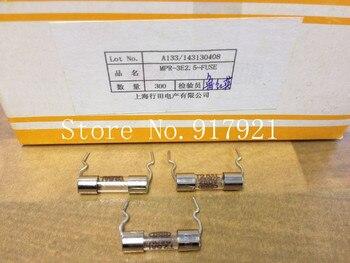 [ZOB] Japan YUKITA gyoda MPR-3E2.5 pin T2.5AL 250V 5X20 explosion-proof fuse tube  --200pcs/lot