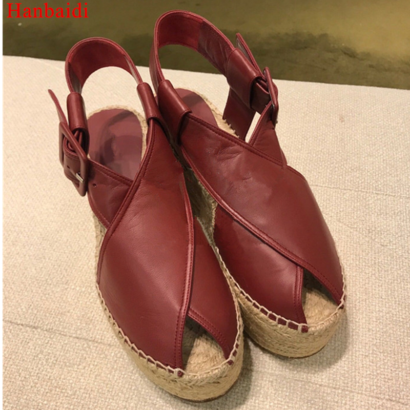 Women Summer Sandals Sexy HigH Heels Peep Toe Back Strap Shoes Runway Style Platform Wedges Outdoor Shoes Women zapatos mujer 2017 summer shoes woman platform sandals women soft leather casual open toe gladiator wedges women shoes zapatos mujer