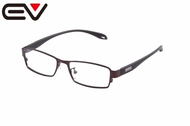 86b9d258c73d9 EV Retangular Homens Óculos de Armação de Óculos das Mulheres Óculos de  Armações de Óculos de