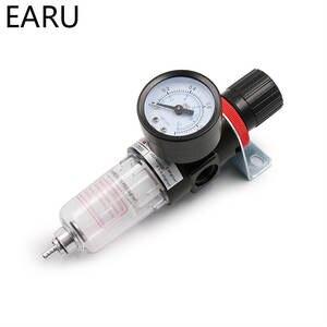 PNEUMATIC-FILTER Compressor Reducing-Valve-Oil Afr2000-Gauge Air-Treatment-Unit Water-Separation