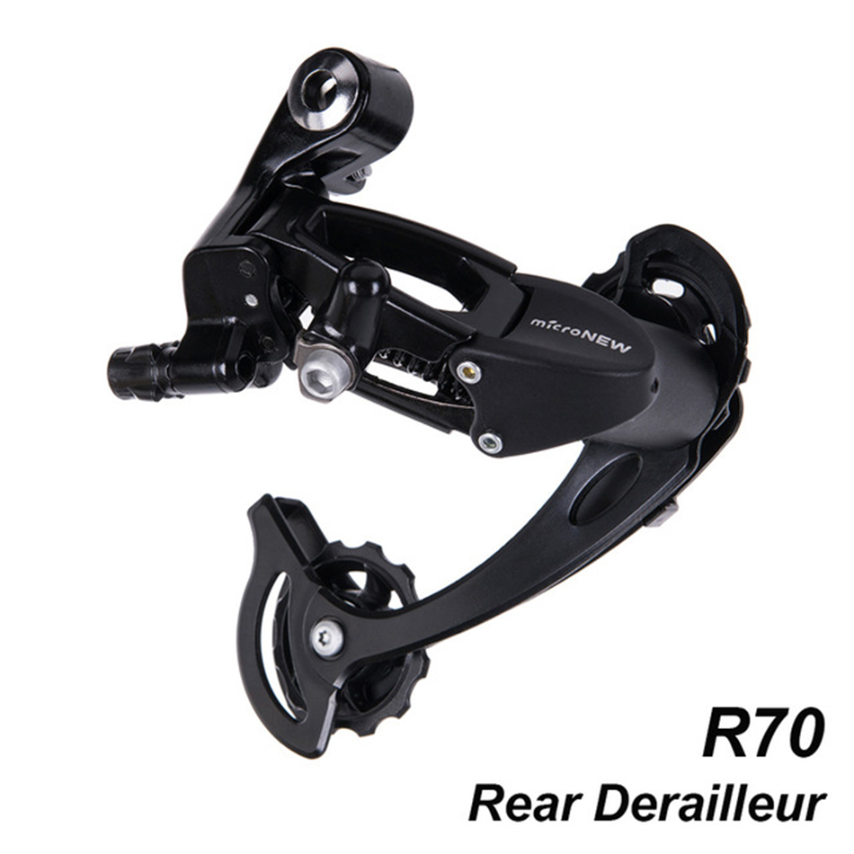 R30 R50 R70 Mountain Bike MTB 9 Speed Bicycle Rear Derailleur Compatible With Shimano <font><b>DEORE</b></font> m370 m430 <font><b>m590</b></font> 9s Shifter Bike Parts image