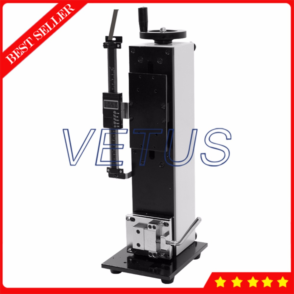 ASL S 500N Manual Vertical Horizontal Dual Test Stand With