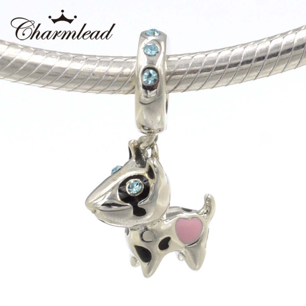 FB Jewels Solid 925 Sterling Silver 3-D Antiqued Spells Book Lobster Clasp Charm