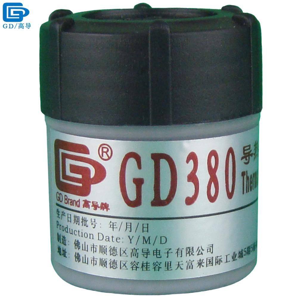 GD380 CPU CN30 üçün Termal Keçid Keçirici Silikon Plaster - Kompüter hissələri - Fotoqrafiya 1