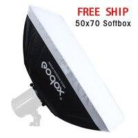 Godox 50x70cm Studio Softbox with Universal 98MM Mount for 250SDI 300SDI K 150A 300DI 250DI K 180A