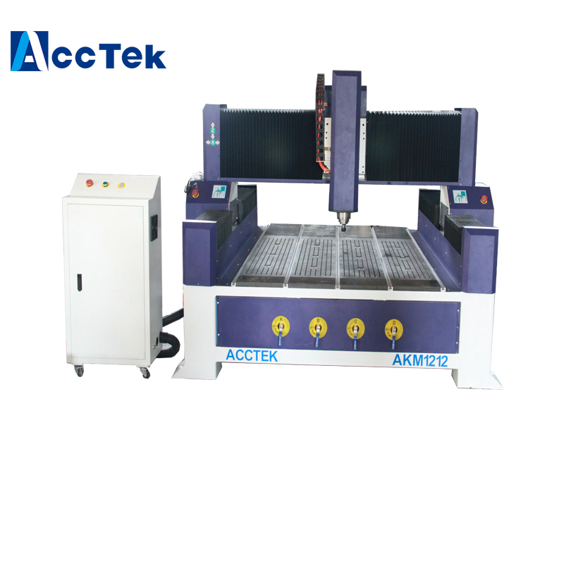 High Z Axis 400mm Wood Carving Cnc Machine Factory Price , Cnc Router Cutting And Engraving For Wood, Acrylic, Aluminum, Brass
