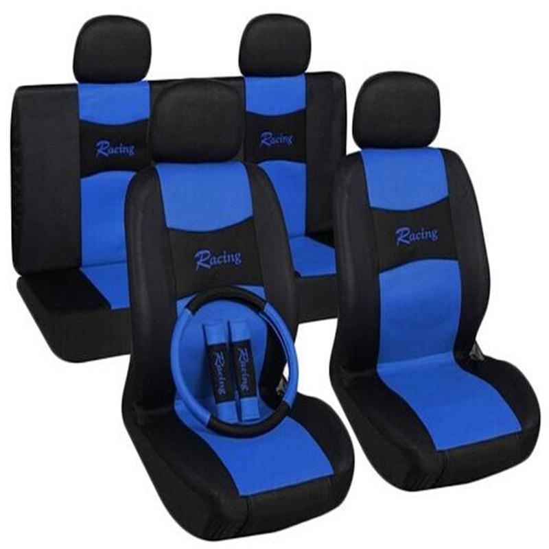 2017 Hot Brand Car Seat Cover Auto Interior Accessories Universal Styling Car Cases for Opel Lada Toyota Honda Ford Bu in Automobiles Seat Covers from Automobiles Motorcycles