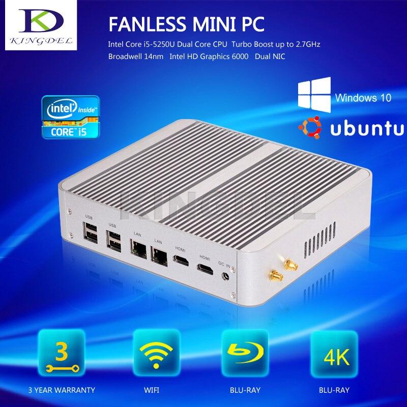Intel core i3-4158u haswell cpu, mini ventilador de la pc, intel iris graphics51
