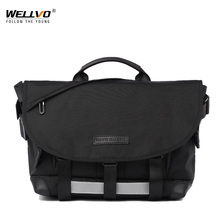 Brand Men's Bag Messenger Bag Waterproof Men Belt Satchels Bag Oxford Leisure Bags Crossbody For Male Chest Shoulder Bag XA262ZC