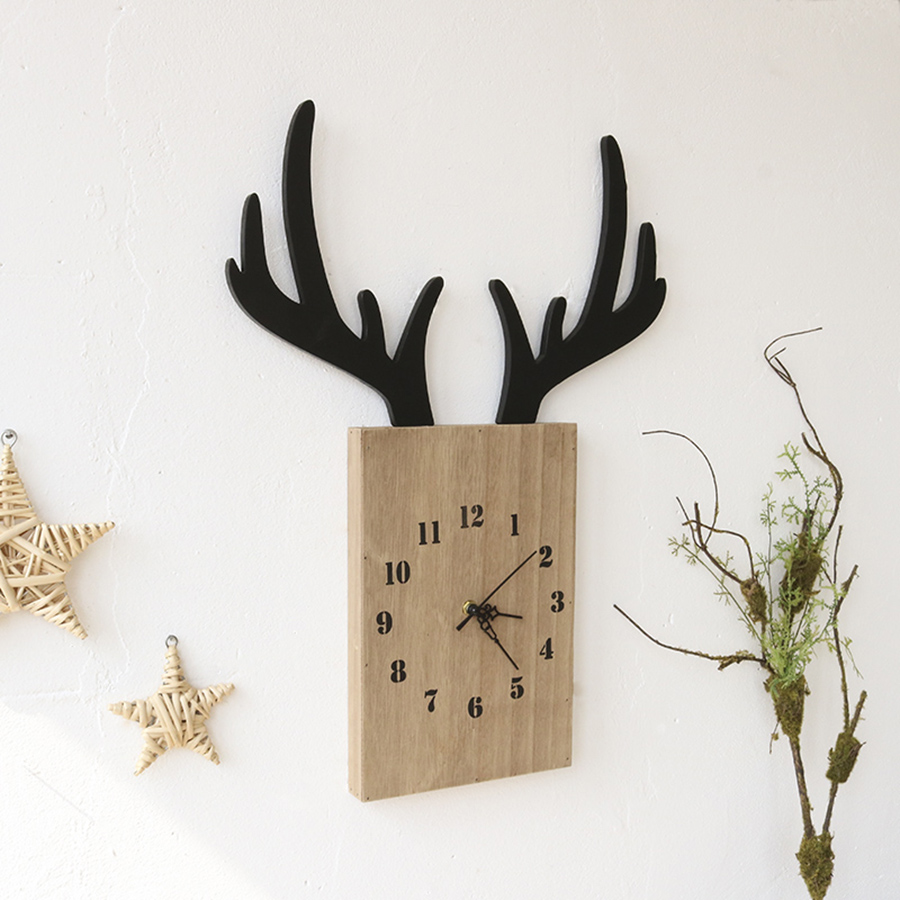 Creative Retro Do Old Clock Wall Home Decorate Silent Wall Clock Vintage Shabby Chic Clocks Wanduhren Classic Wood Watch 50A0837 3