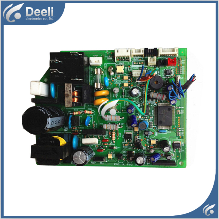 95% new good working for air conditioning motherboard Computer board JU7.820.1701 good working цена и фото