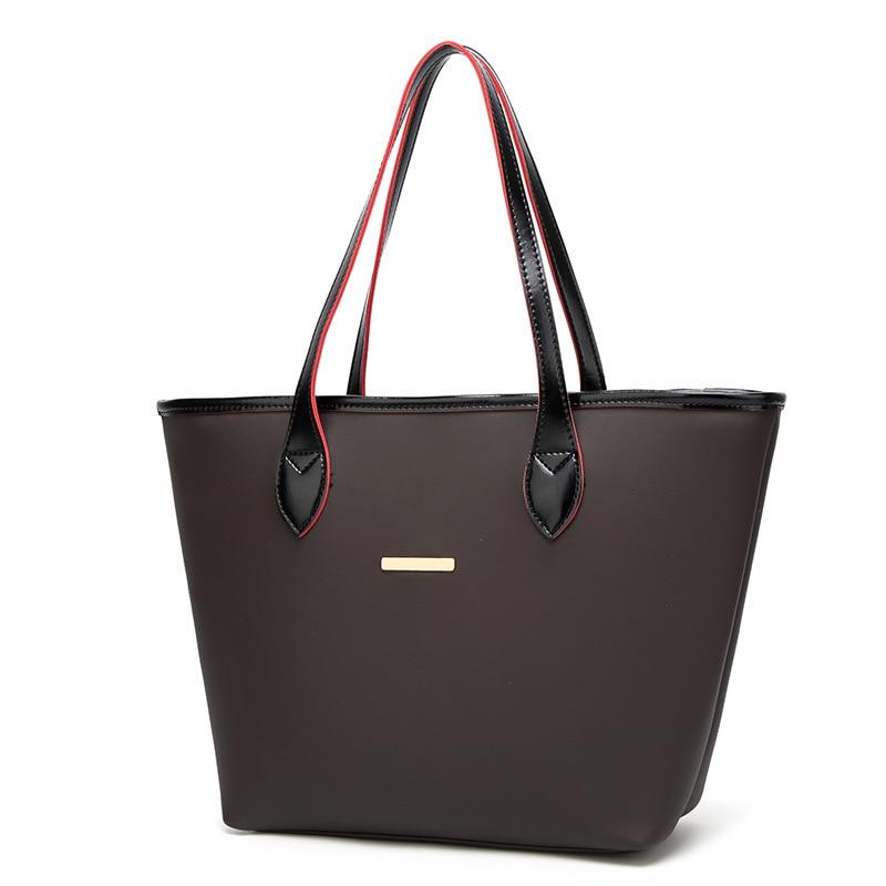 2018 Sales Promotion Women Genuine Leather Shoulder Bag Vintage Bucket Casual Tote Women Handbags Large Capacity Shopper Bag promotion women