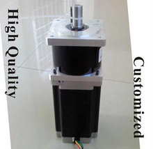 High Torque NEMA34 Planetary Stepper Motor 6A Max Load 160N.m 114mm Motor NEMA 34 Gear Stepper Ratio 16 20 25 50 100:1