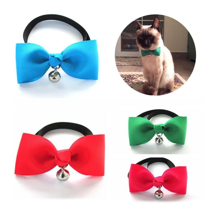 Bowtie, For, Multicolor, Puppy, Small, Bow