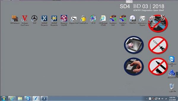 V2018.3 MB SD подключения компактный C4 для mercedes benz star Программы для компьютера 500 ГБ Dell D630 HDD WIN7 с DTS Monaco vediamo