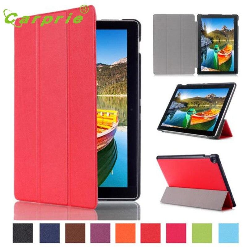 CARPRIE Case Cover For Asus Zenpad 10 Z300CL Tablet 10.1 inch Ultra Leather Stand Tablet Case Feb21 MotherLander