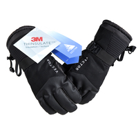 VECTOR Screen Touch Ski Gloves Warm Waterproof Windproof Men Women Skiing Gloves Snowboard Snowmobile Winter Sports