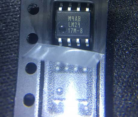 Free Shipping 1pcs/lot New LM2917MX-8 LM2917M-8 SOP-8 image