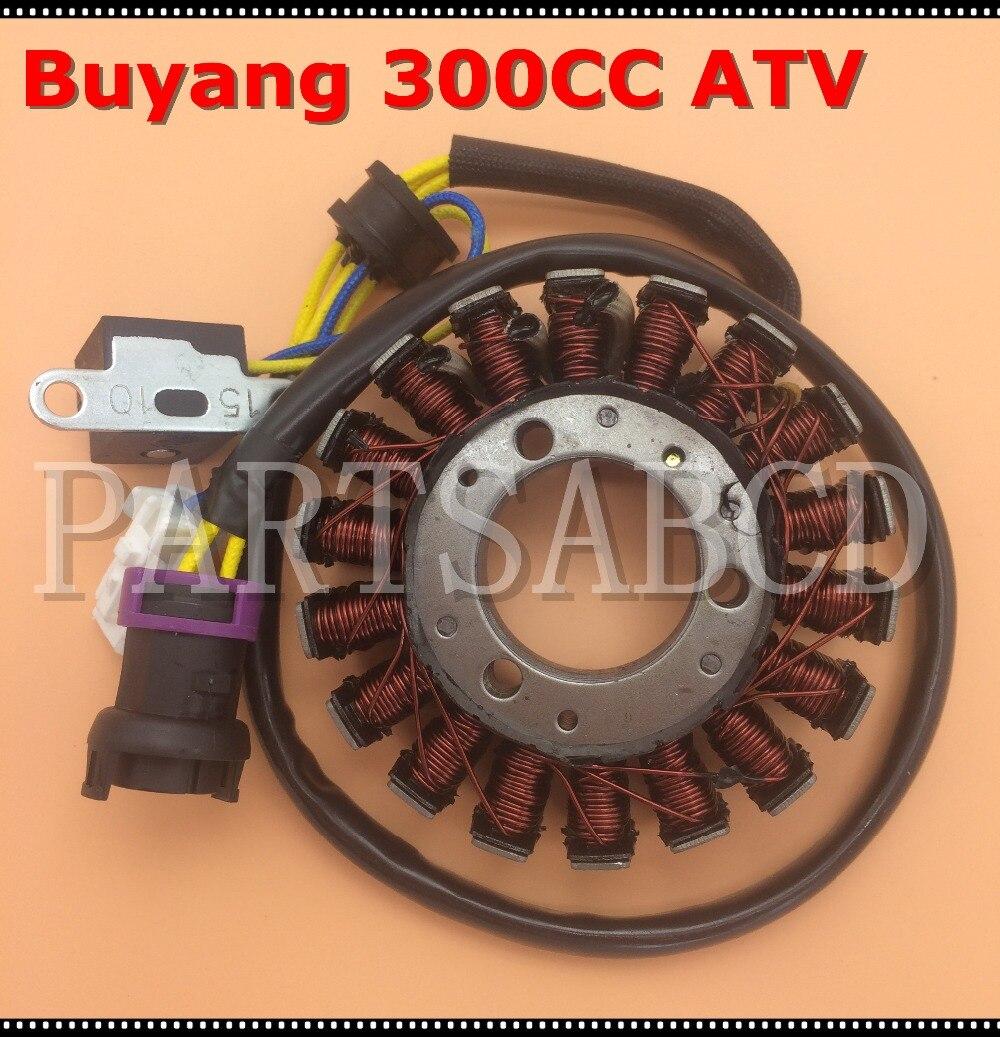 Buyang Feishen 300CC ATV Quad водонепроницаемый узел статора 2.1.01.2061 маленькая мощность