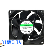 FAN FOR SUNON ME80251VX 0000 G99 8025 8CM Server Square Fan DC 12V 1.9W 80x80x25mm