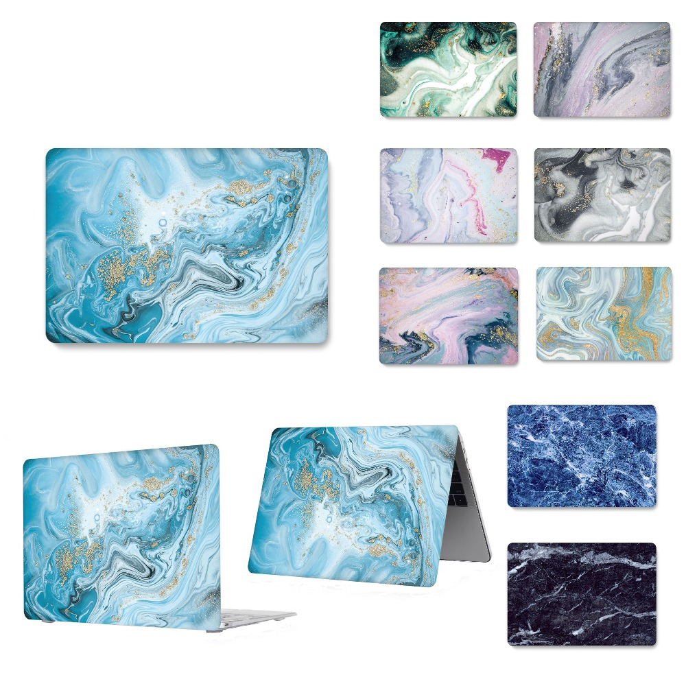 New marble Laptop Case For Apple MacBook Air  11,13 Pro Retina 12 13 15 Touch Bar for macbook Air 13 Pro 13 15 caseNew marble Laptop Case For Apple MacBook Air  11,13 Pro Retina 12 13 15 Touch Bar for macbook Air 13 Pro 13 15 case
