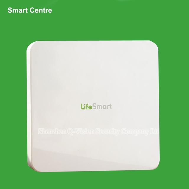 Lifesmart inteligente domótica inteligente estación de núcleo central de su casa 433 mhz remoto inalámbrico wifi a través de ios android teléfono app