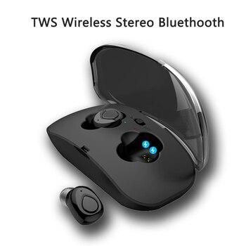 TWS Wireless Headphones Bluetooth Earphones Headsets X18 Cordless Headphone Handsfree Earbuds Sports Earphone Phones With Mic