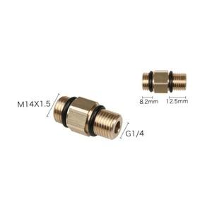 Image 3 - G1/4 M14 High Quality Pressure Washer Adapter For Nozzle Foam Generator Gun Soap Foamer