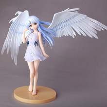 Angel Best Tachibana Kanade action figure PVC toys collection doll anime cartoon model for birthday gift цены