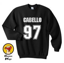 Camila Cabello 97 Fifth Harmony Clothing Crewneck Sweatshirt Unisex More Colors XS - 2XL- C832