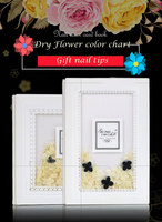 Professional high quality80/120 Colors Acrylic Nail Gel Polish Display Card Book Color Board Chart Nail Art Salon Manicure Tools