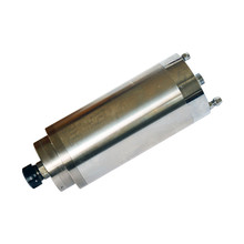 CNC Motor High quality 4.5KW Spindle motor ER-25 Watre-cooling 4.5kw Engraving machine spindle process stone and marble