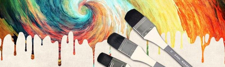 Qualidade pintura a óleo pintura de parede
