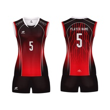 2019 Shirts Volleyball Jersey Rops De Voleibol volleyball Clothes For Girls Camisetas Customized Uniform