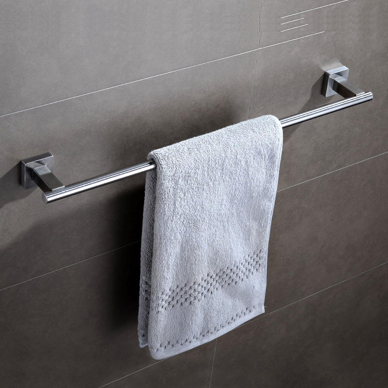 Hanging Towel On Bar