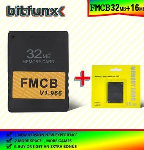 Image 3 - משלוח McBoot זיכרון כרטיס (FMCB)32MB v 1.966 (חדש גרסה & פונקציה חדשה) + 8/16/32/128/MB זיכרון כרטיס חבילה