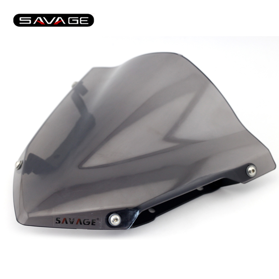 Windshield Motorcycle-Accessories Wind-Deflectors FZ-09 YAMAHA MT09 Pare-Brise for Fz09/mt