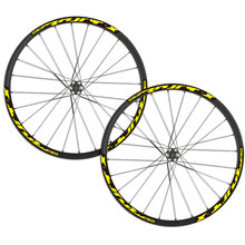 Investment CROSSMAX XL bike wheel stickers/decals for MTB 26 27.5 29 inch Mountain bike wheelset free shipping lowestprice