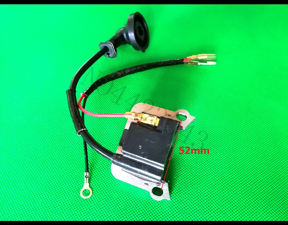 Ignition Coil Fit For Mitsubishi TL33 33cc Brush Cutter 36F 36 Grass Trimmer CG330 BG330 TB33 TU33 Gas Mower Magneto CDI