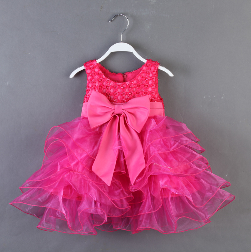 Beads party dress 2