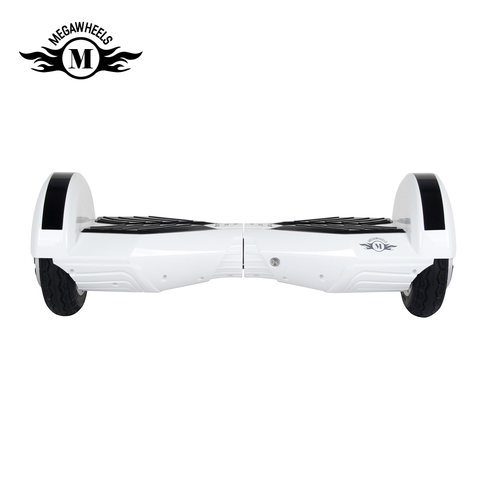 "Hoverboards 8"" Megawheels TW02 Electric Self Balance Scooter Bluetooth DE Warehouse Free DHL Shipping Hoverboard Bag (White)"