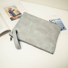 Women's Clutch Leather Bag