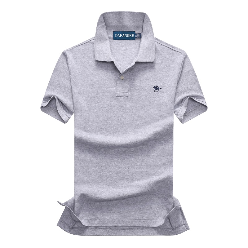 Brand Men's   Polo   Shirt Slim Golf Eden Park Tops High Quality Men's Cotton Short Sleeve   Polos   Shirts European Size S-2XL;YA271