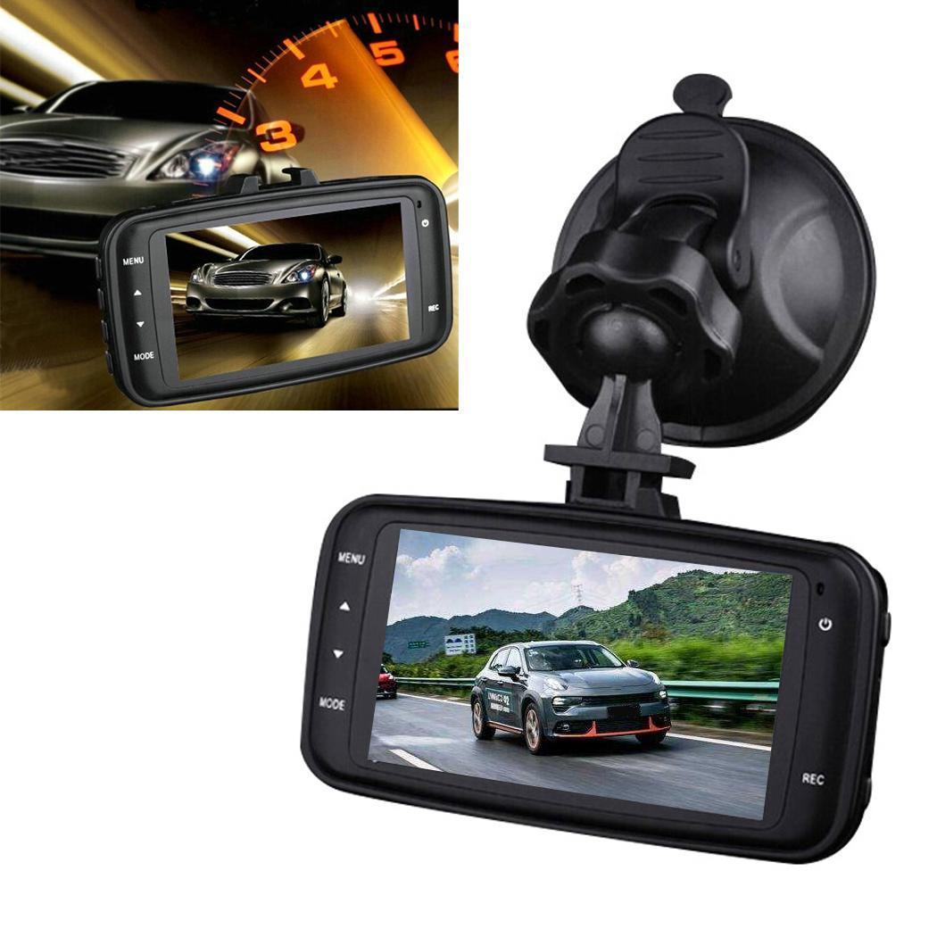 Driving-Recorder Trace-Camera Car-Dvr Rearview Super-Night-Vision 5V 1080P 32G 120 Manual