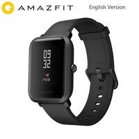 Xiaomi Huami Amazfit Bip Smart Watch Youth Edition English Version Smartwatch Bluetooth 4 0 GPS Heart